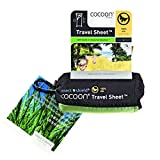 Cocoon Anti-Mücken Seidenschlafsack Insect Shield Line Travelsheet - Silk