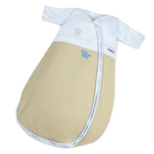 Gesslein Babyschlafsack Bubou, beige blau, 70 cm