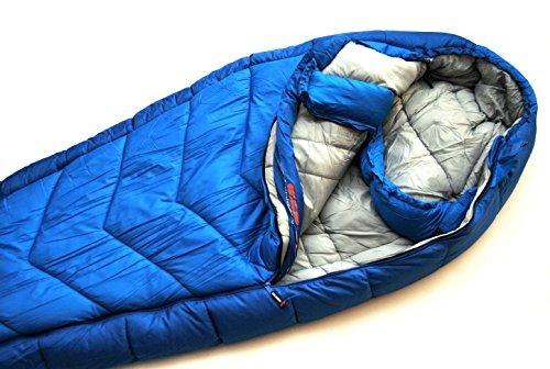 Altus Expeditionsschlafsack Mumienschlafsack Groenland Extremwerte geprüft ** bis - 30 Grad ** Schlafsack